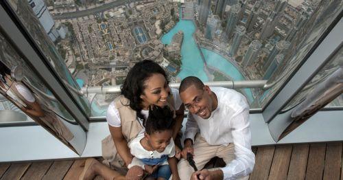 Burj Khalifa observatiedeck