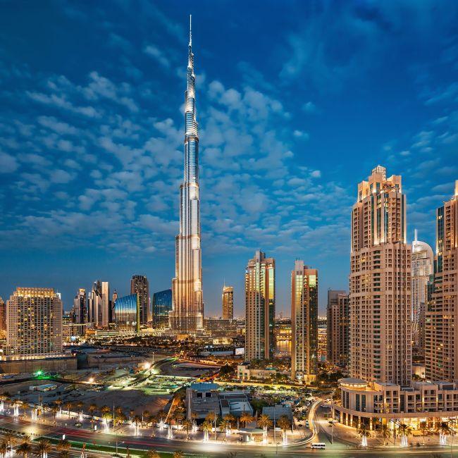 Reisgids Dubai